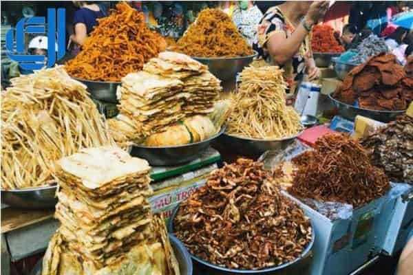 2 khu chợ nổi tiếng không thể bỏ lỡ khi du lịch Hải Phòng Đà Nẵng