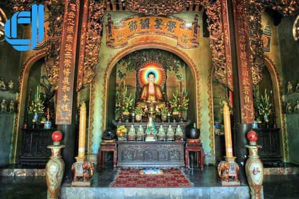 Linh Ứng Ngũ Hành Sơn ngôi cổ tự trên đỉnh núi Đà Nẵng