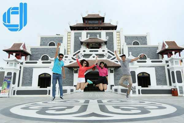 Công viên châu Á Đà Nẵng - điểm giao thoa nhiều nền văn hóa
