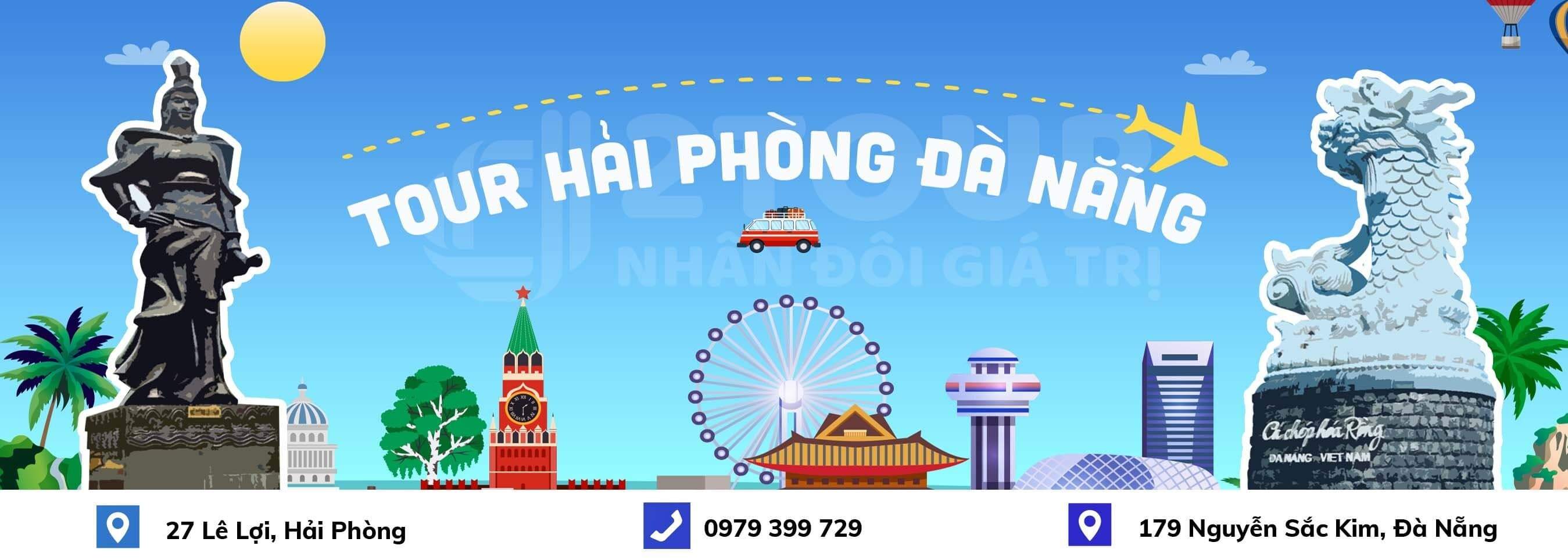 Du lịch Hải Phòng Đà Nẵng