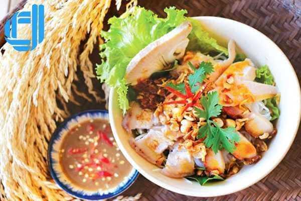 Hít hà bún mắm Đà Nẵng ngây ngất hương vị miền Trung
