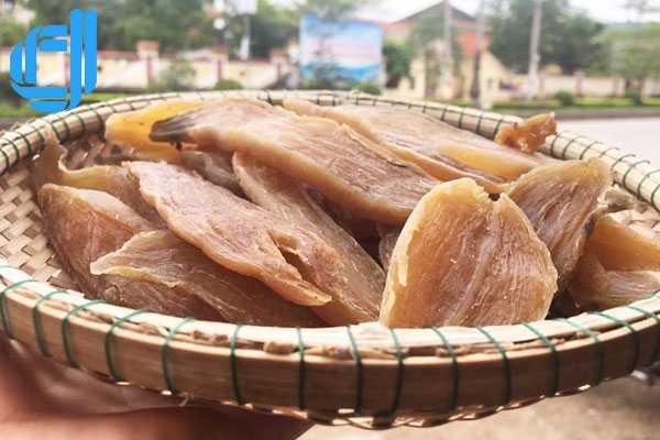 Khoai deo Quảng Bình - ngọt bùi hương vị đất quê