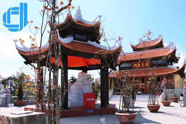 Lịch trình tour Hải Phòng Đà Nẵng dịp Tết 3 ngày 2 đêm hợp lí