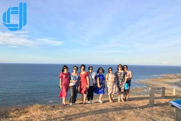 Tour du lịch Hải Phòng Lý Sơn 2 ngày 1 đêm chất lượng tốt D2tour