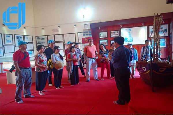 Tour du lịch Hải Phòng Miền Trung Lý Sơn Đèo Le Phú Ninh D2tour