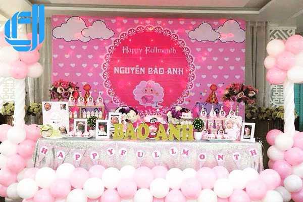 Tổ chức sự kiện sinh nhật cho bé tại Hải Phòng cần lưu ý gì